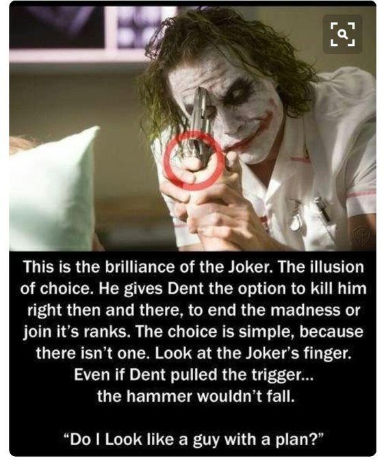Hands down the best Joker in my opinion. R.I.P HEATH