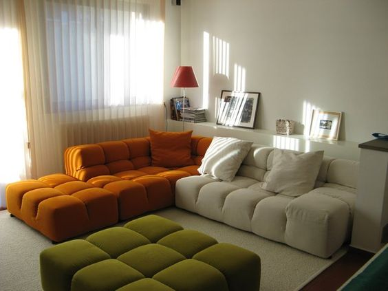 Tufty Time Sofa...sooo Cute/clever... I Want! | Divani | Pinterest |  Patricia Urquiola, Small Living Rooms And Small Living