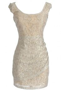 Morning Mist Lace Bodycon Dress. This site has so many great dresses!!