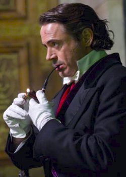 "Robert Downey Jr. - ""Sherlock Holmes: A Game of Shadows"""