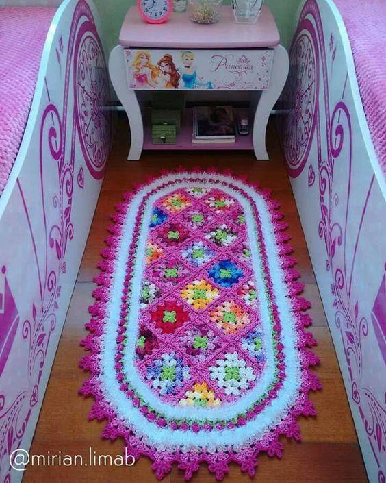 Resultado de imagem para quarto de bebe com croche
