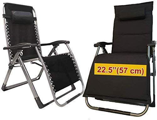 Coral Coast Extra Wide Zero Gravity Chair With Pad Zero Gravity