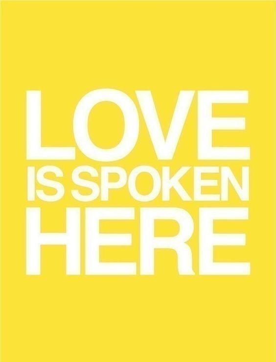 i would like to speak that language fluently