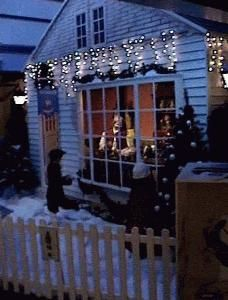 the colonial village christmas at lit brothers in philadelphia now located at the please touch museum