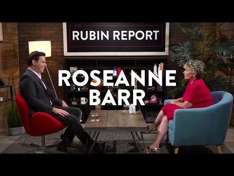 Roseanne Barr and Dave Rubin talk Trump, Hillary, Weed, Comedy and More! (Full…