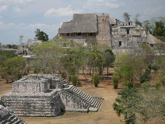 Ek Balam, Yucatán, México