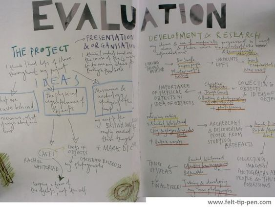 how to write sace evaluation
