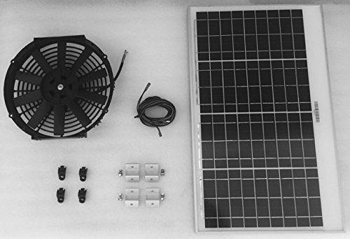 30 Watt Solar Attic Fan Solar Attic Fan Solar Panel System Attic Fan