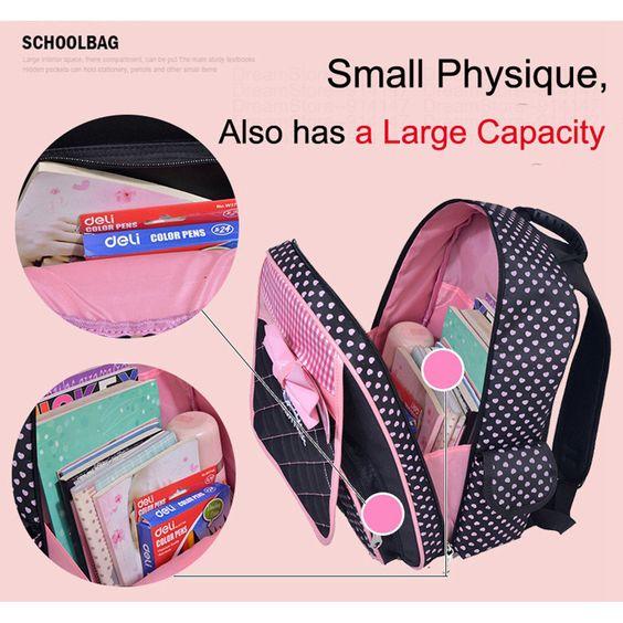 nieuwe mode kinderen schooltassen voor meisjes rugzak infantil bolsas…