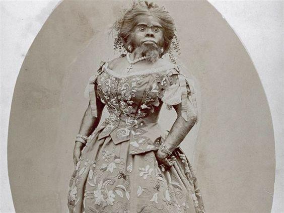 The Ugliest Woman In The World Julia Pastrana 66