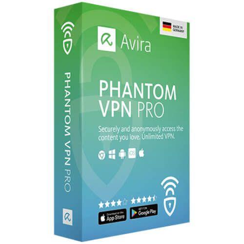 Get 37 Off Avira Phantom Vpn Pro With Images Blocking Websites Phantom Best Vpn