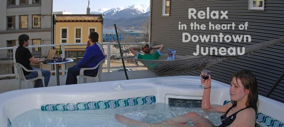 The Silverbow Inn is downtown Juneau hotel with modern amenities and a warm, boutique feel.