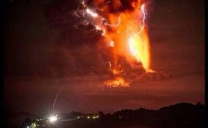 Volcán Calbuco despierta después de 43 años de sueño ... Chile