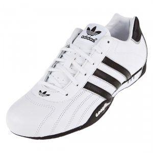 ADI RACER LOW - Zapatillas - blanco