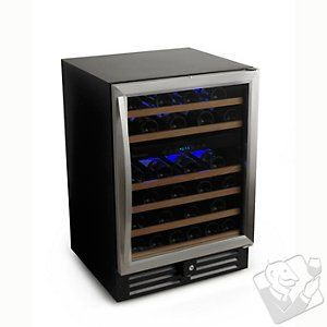 N'FINITY PRO 46 Dual Zone Wine Cellar at Wine Enthusiast - $999.00