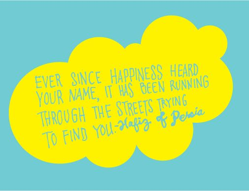 hafiz quotes ever since happiness - photo #16