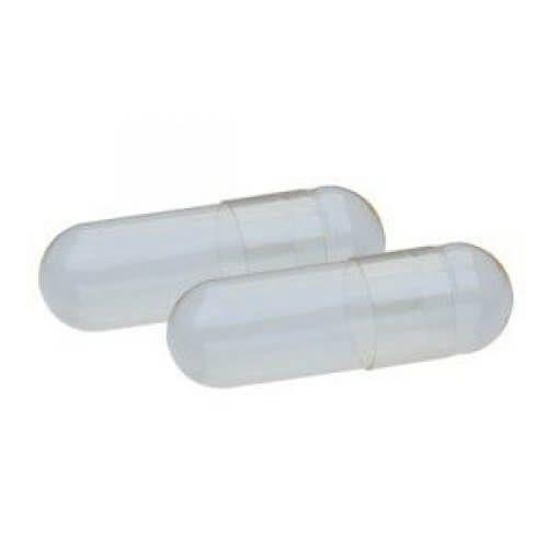 Empty Capsules Qty 1000 Size 00 Empty Capsules Gel Capsules Capsule