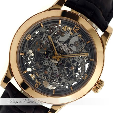 Jaeger-LeCoultre Master Eight Days Perpetual 16124SQ Watch Available On James List