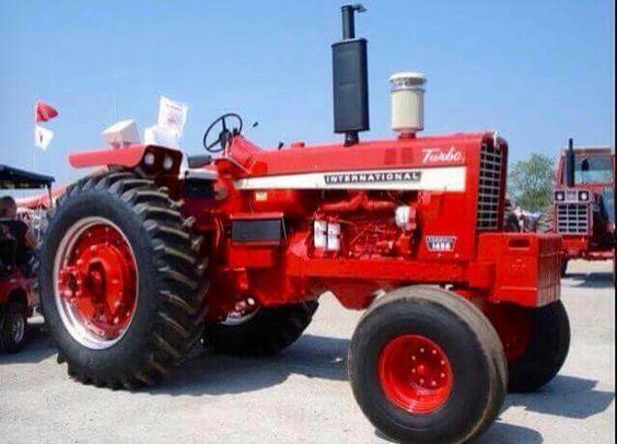 Ih 1456 Tractor : International ih farmall pinterest
