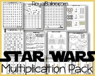 math worksheet : star wars multiplication worksheets!  worksheets  printables for  : Star Wars Math Worksheets