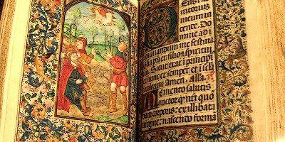 illuminated-manuscript-Medieval-Gothic-Art-philadelpha-museum.jpg (400×200)