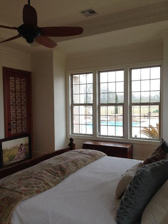 Shook Hill Master Bedroom