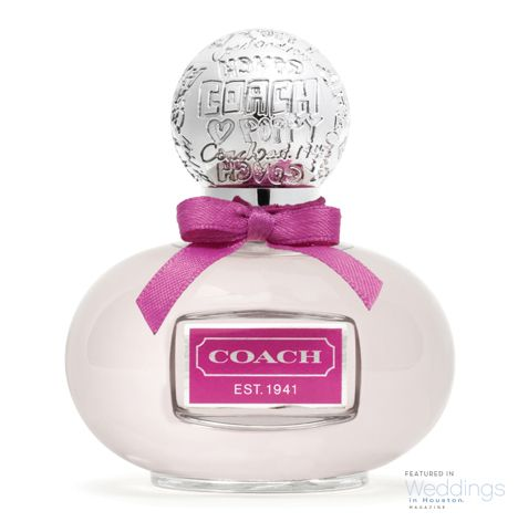 Coach Poppy Flower Perfume is amazing!!! Hubby surprised me for Christmas with this and four other coach signatures!!! Thanks babe! Luvn all!!!