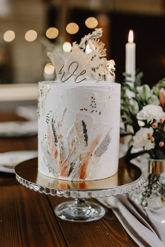 Easy Boho Glam Wedding Ideas With Snack Bar Weddings Cakes
