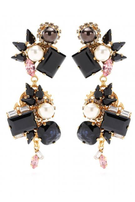 Przepiękne kolczyki wyszukane na stronie brytyjskiego Elle!
