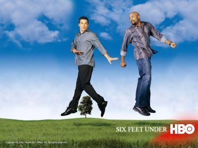 Michael on Six Feet Under - Michael C. Hall Photo