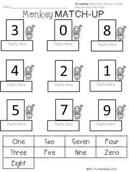 Number number, Words and Learning on Pinterest