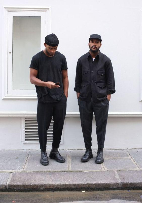 Mens #streetstyle: