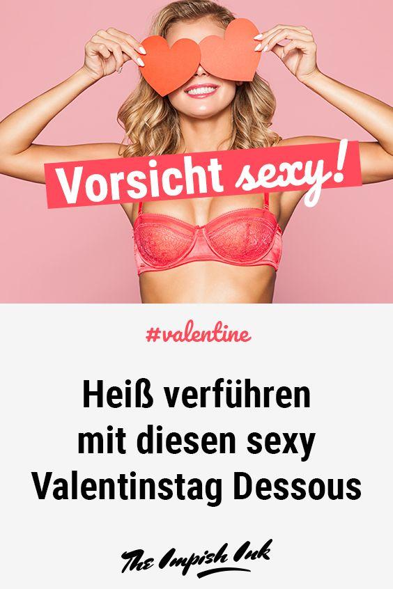 sexy valentinstag dessous