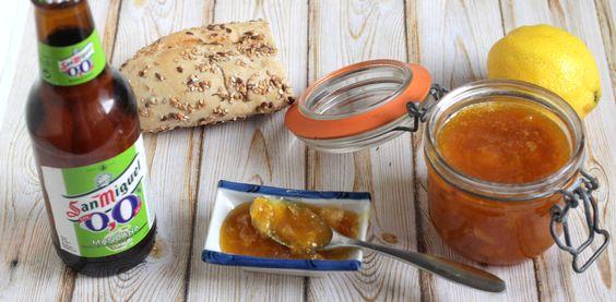 Cómo hacer mermelada de limón. Receta sencilla
