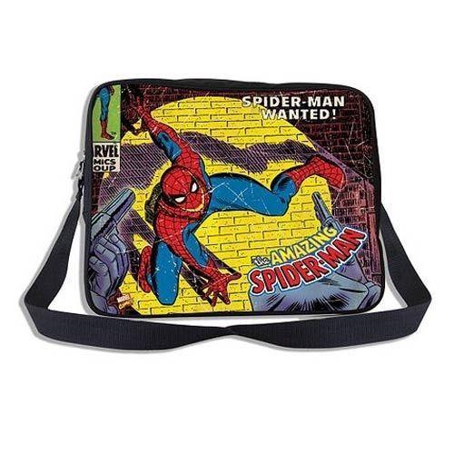 Spider-Man Marvel Comics Close Up Collection Messenger Bag #Backpack