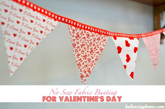 New Sew Bunting for V-Day  25