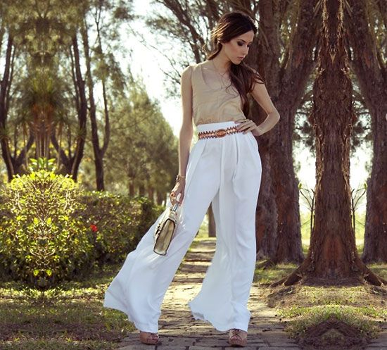 Looks We Love: Palazzo Pants | tongue in chic