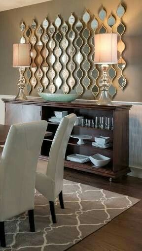 The Mirrors In 2020 Mirror Dining Room Living Room Mirrors Dining Room Wall Decor