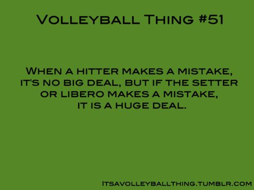 volleyball problems   volleyball volleyballthings volleyballproblems setter hitter credit