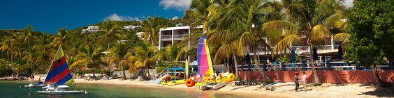 Bolongo Bay Beach Resort - St Thomas, US Virgin Islands