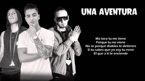 Una Aventura - Maluma ft Alexis y Fido [Video Con Letra] Reggaeton