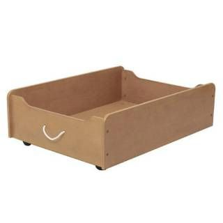 Check out the KidKraft 17751 Train Trundle in Natural