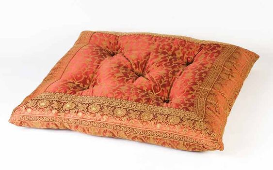 Monsooncraft.com - Shop Yoga Pillows and Sari Floor Pillows