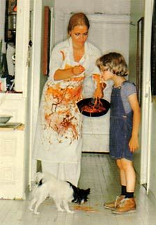 Jackson Pollock's mother