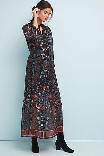 Chic Winter Dresses