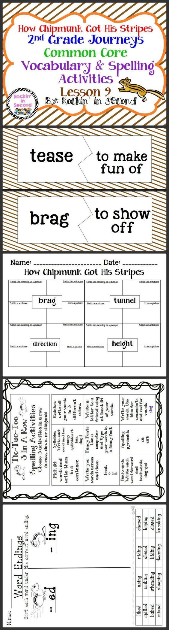 Worksheet Activities To Improve Vocabulary worksheet activities to improve vocabulary mikyu free pinterest the worlds catalog of ideas how chipmunk got his stripes