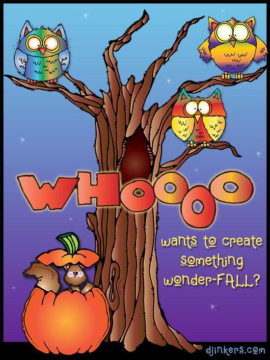 Cute Clip Art Doodles For Harvest Halloween Smiles By Dj Inkers Clip Art Dj Inkers Art