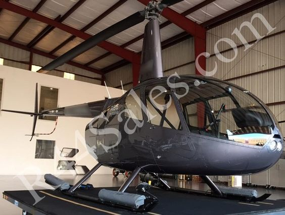 For Sale: 2012 Robinson Helicopters R66