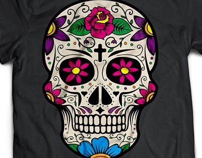 "Check out new work on my @Behance portfolio: ""Design elements with sugar skulls. Dia De Los Muertos."" http://be.net/gallery/44004789/Design-elements-with-sugar-skulls-Dia-De-Los-Muertos"