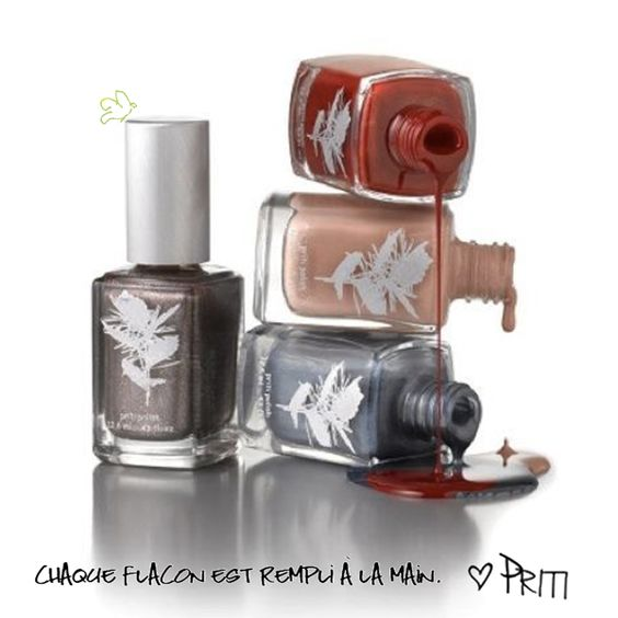 Vernis à ongles Priti NYC flacon 12,6ml - 12,50€ www.officina-paris.fr #pritinyc